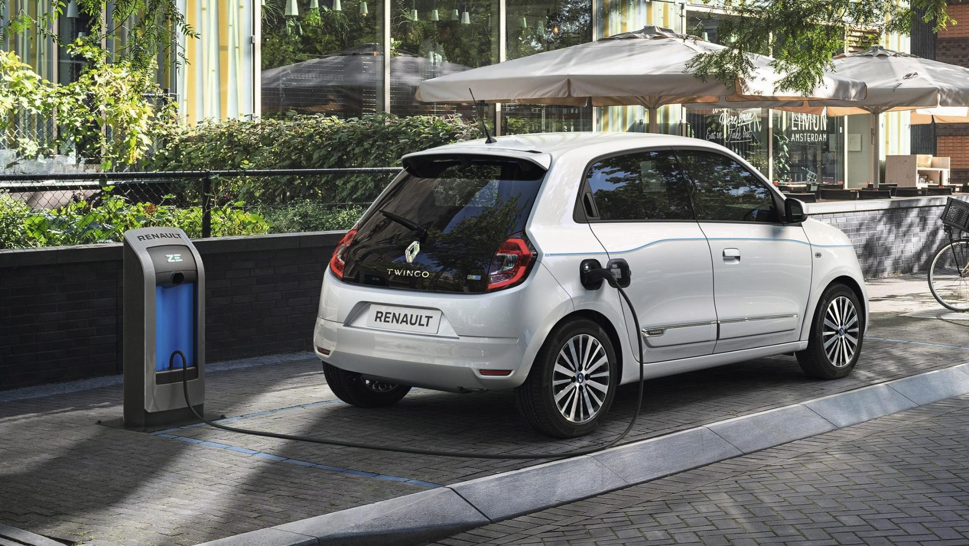elektrische Renault Twingo ZE