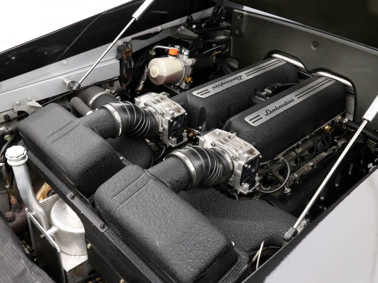 Lamborghini Gallardo V10-motor