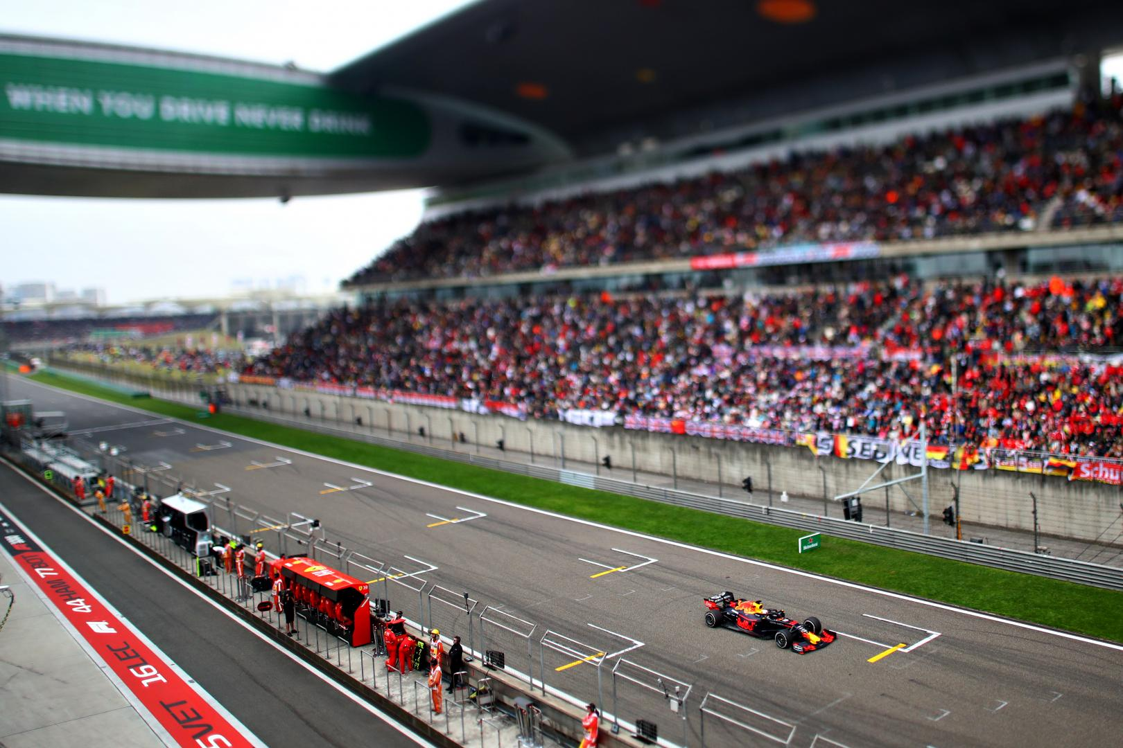 GP van China op het Shanghai International Circuit