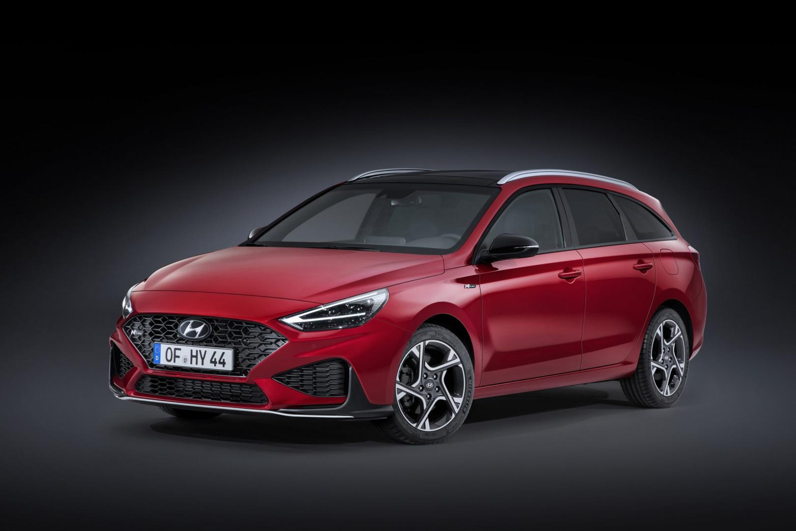 Hyundai i30 SW facelift 2020