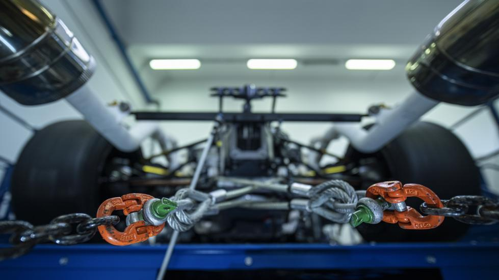 Lamborghini's nieuwe circuitauto