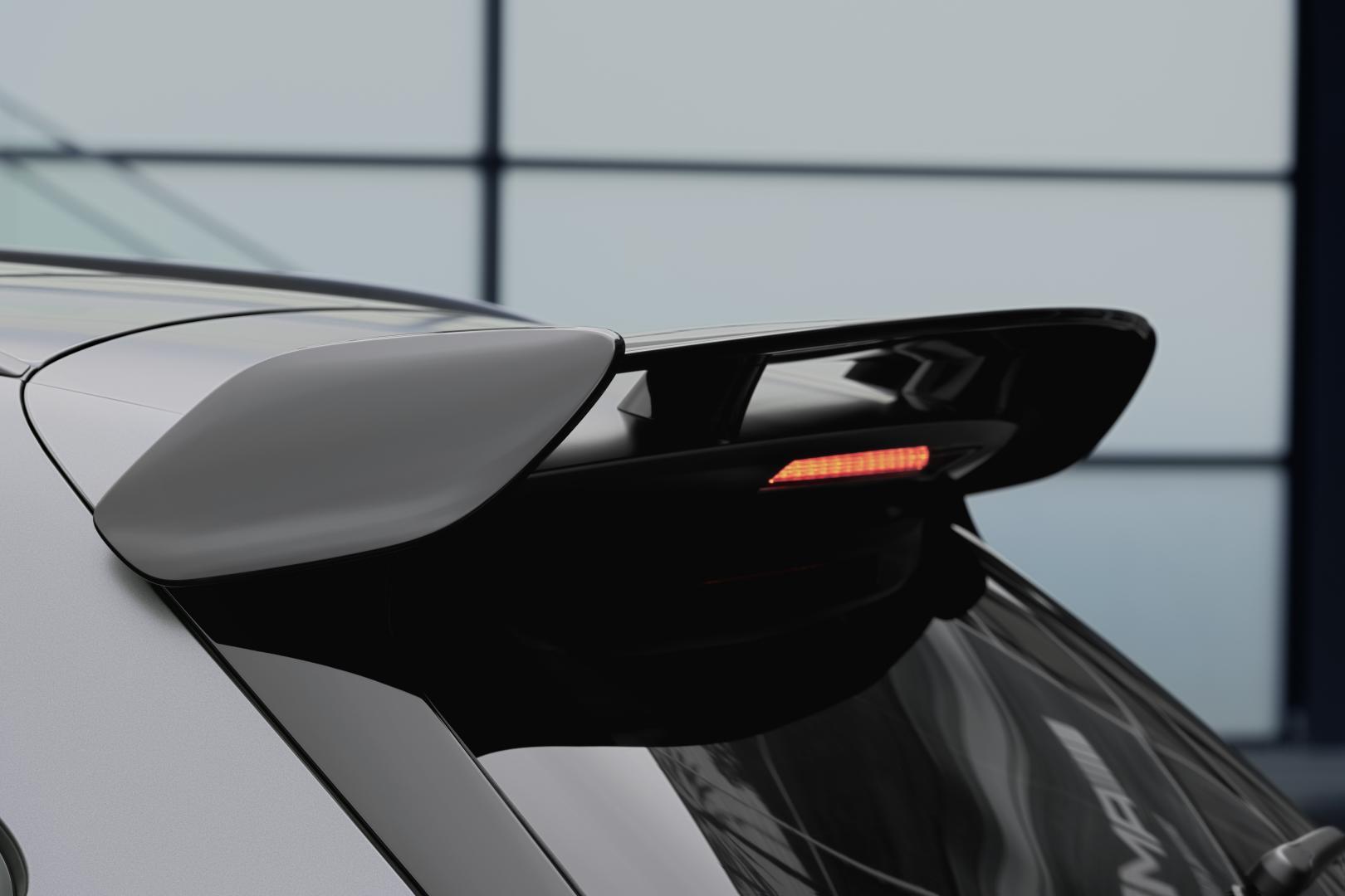 Mercedes-AMG GLA 45 S achterspoiler