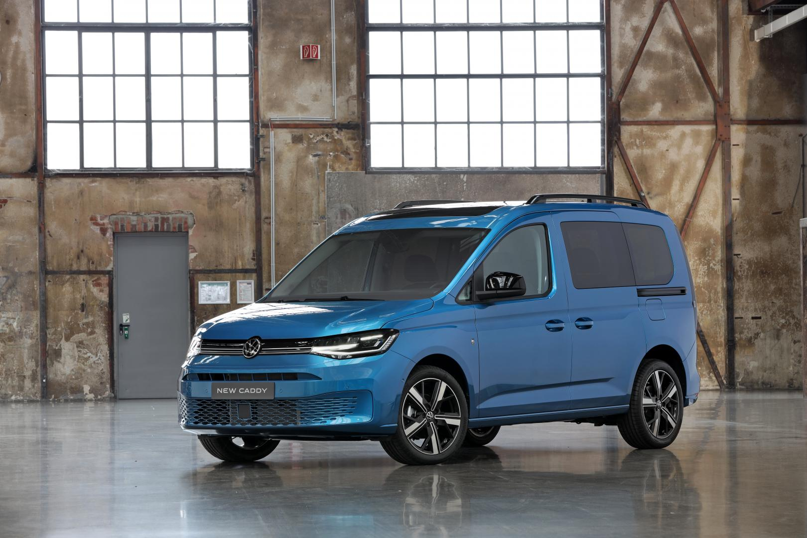 Volkswagen Caddy Life 2020