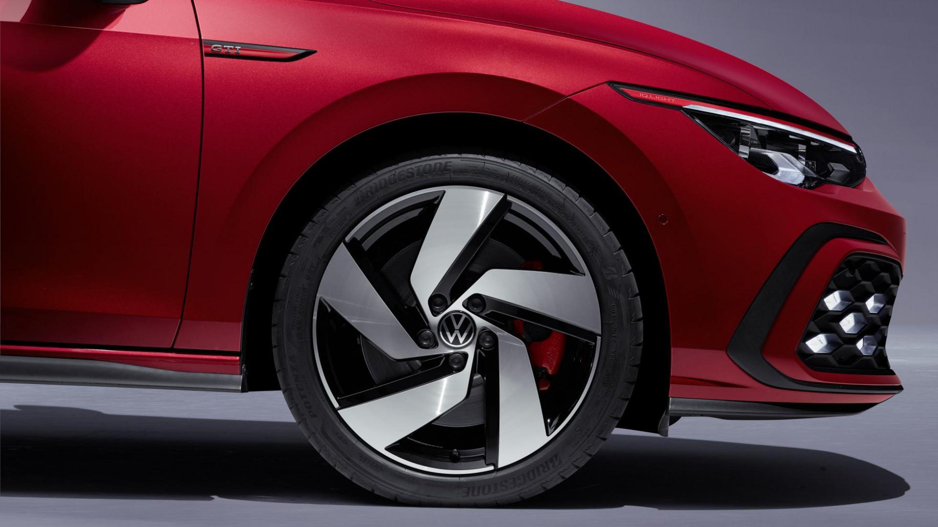 Volkswagen Golf 8 GTI 2020 velgen