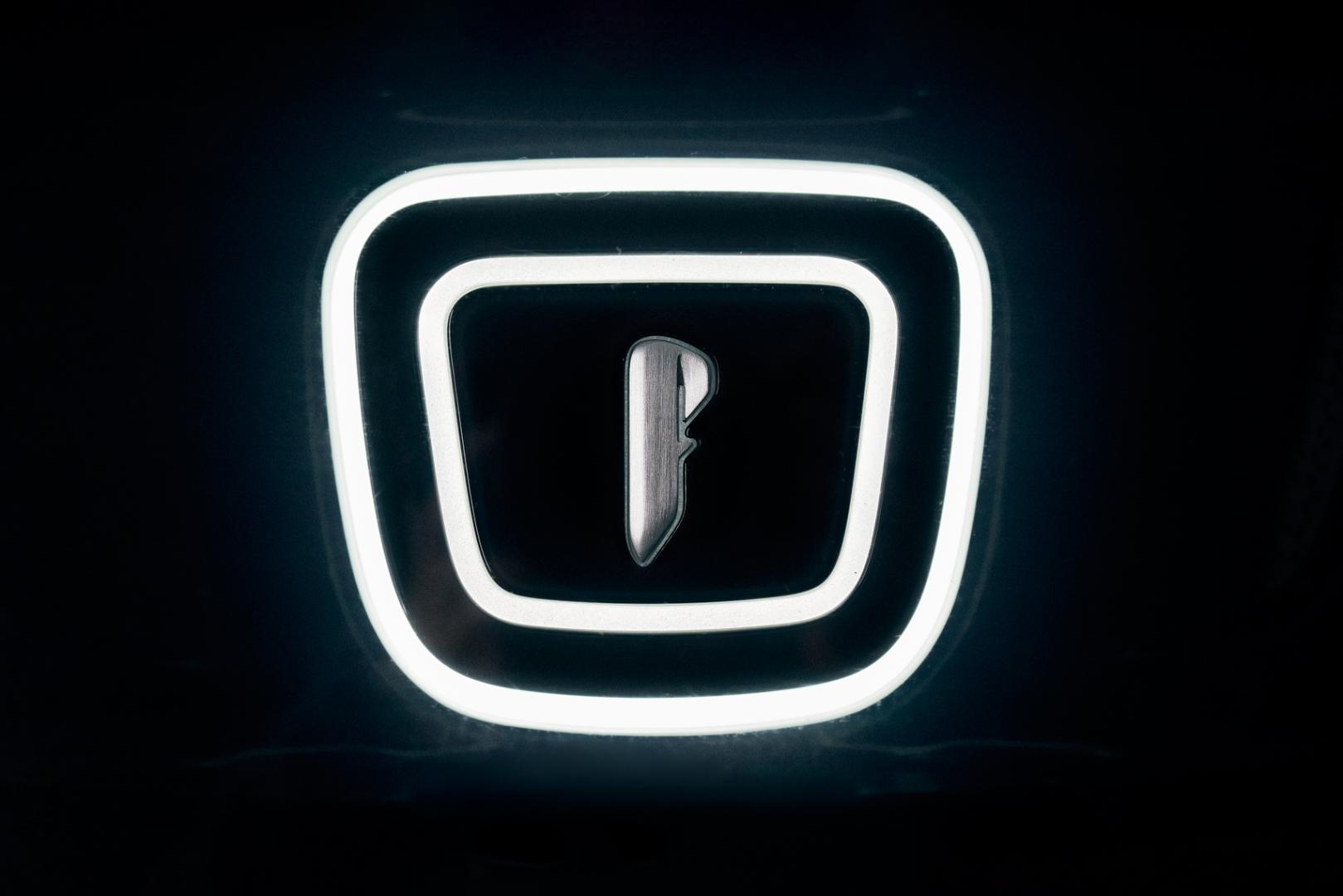 Pininfarina Battista Anniversario 2020 logo