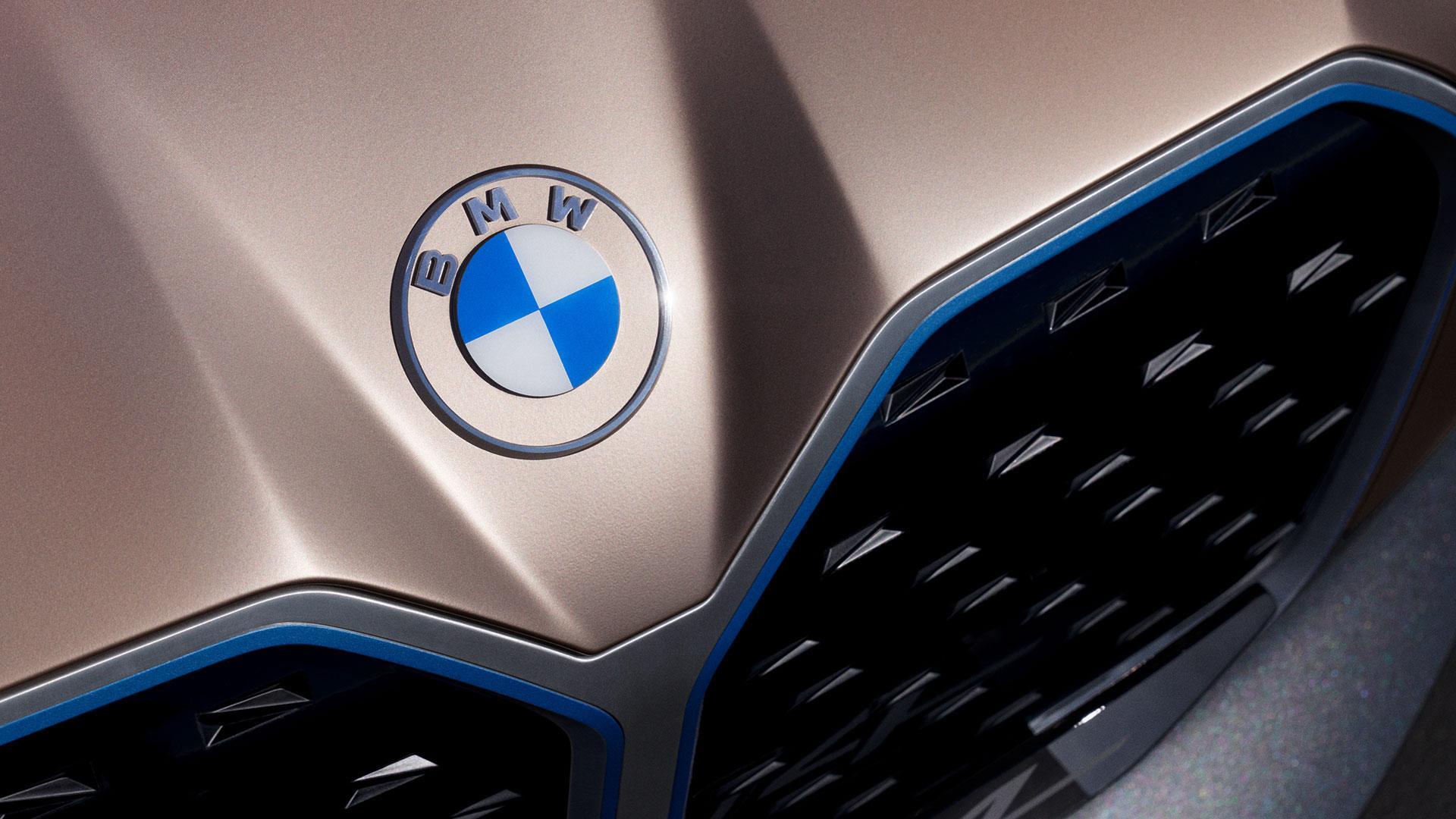 nieuw BMW-logo