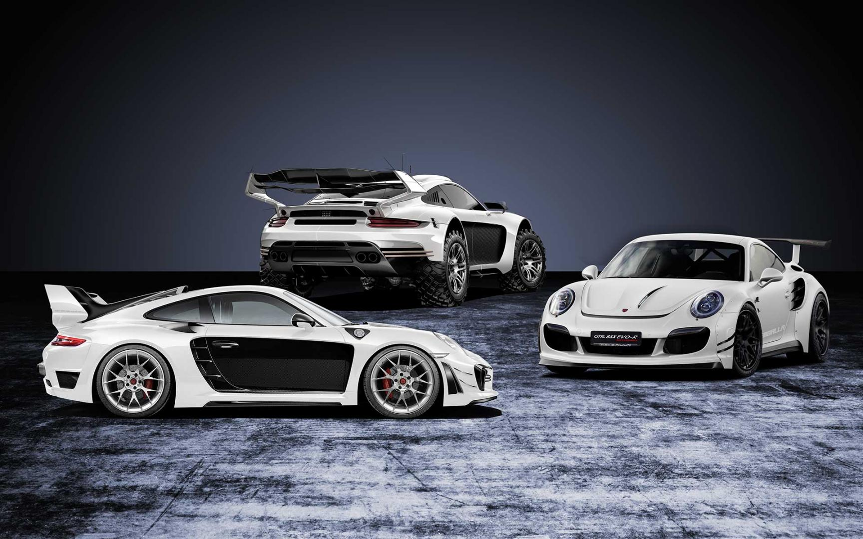 Gemballa line-up