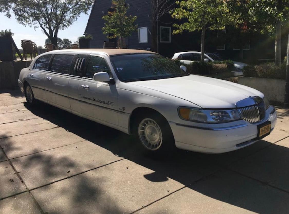 Goedkoopste limousine 3 4 voor