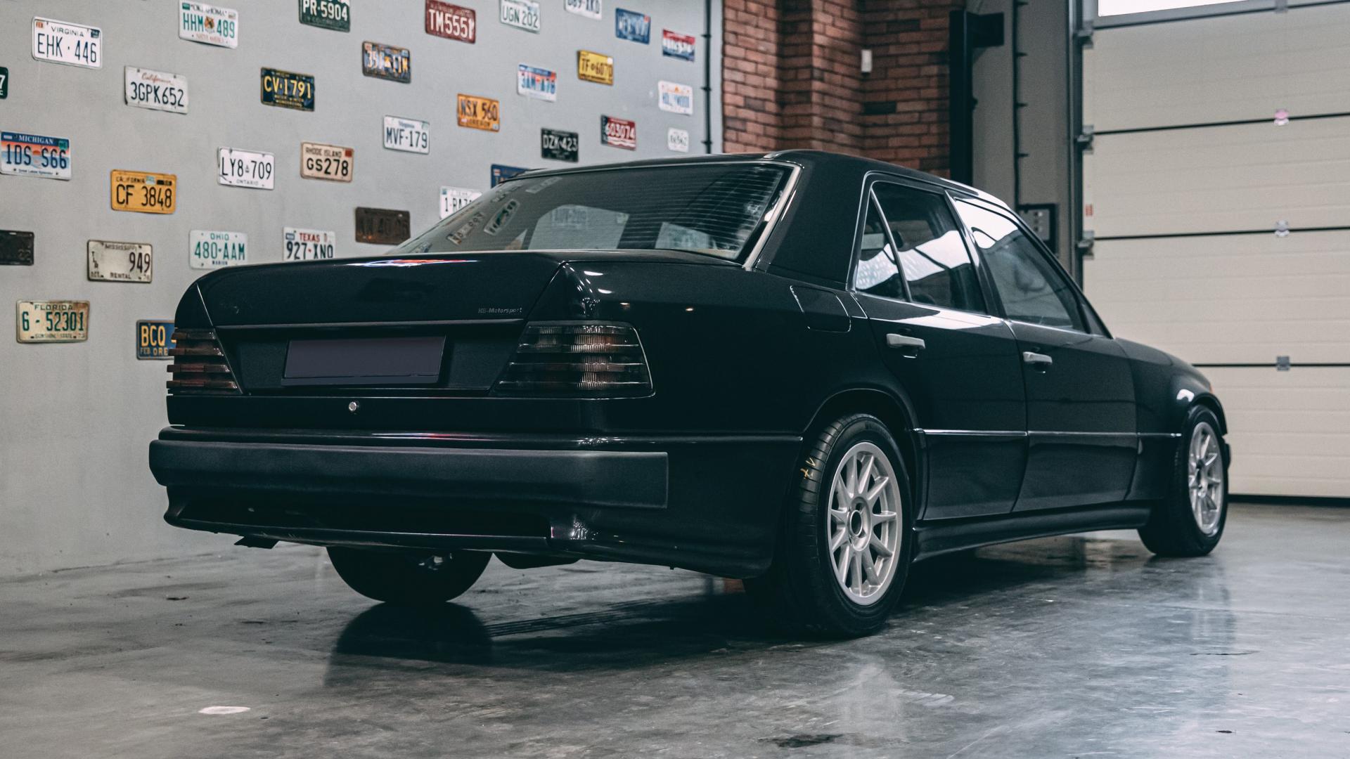 Mercedes 300E - Hartge F1