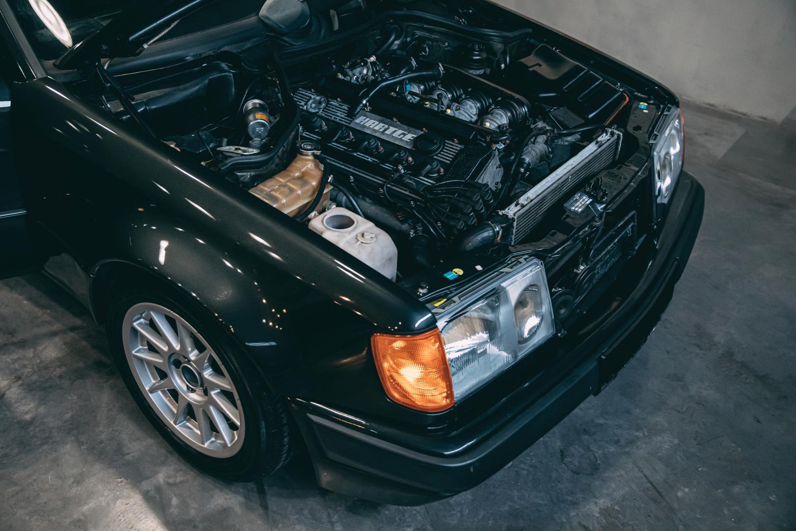 Hartge F1 Mercedes 300E