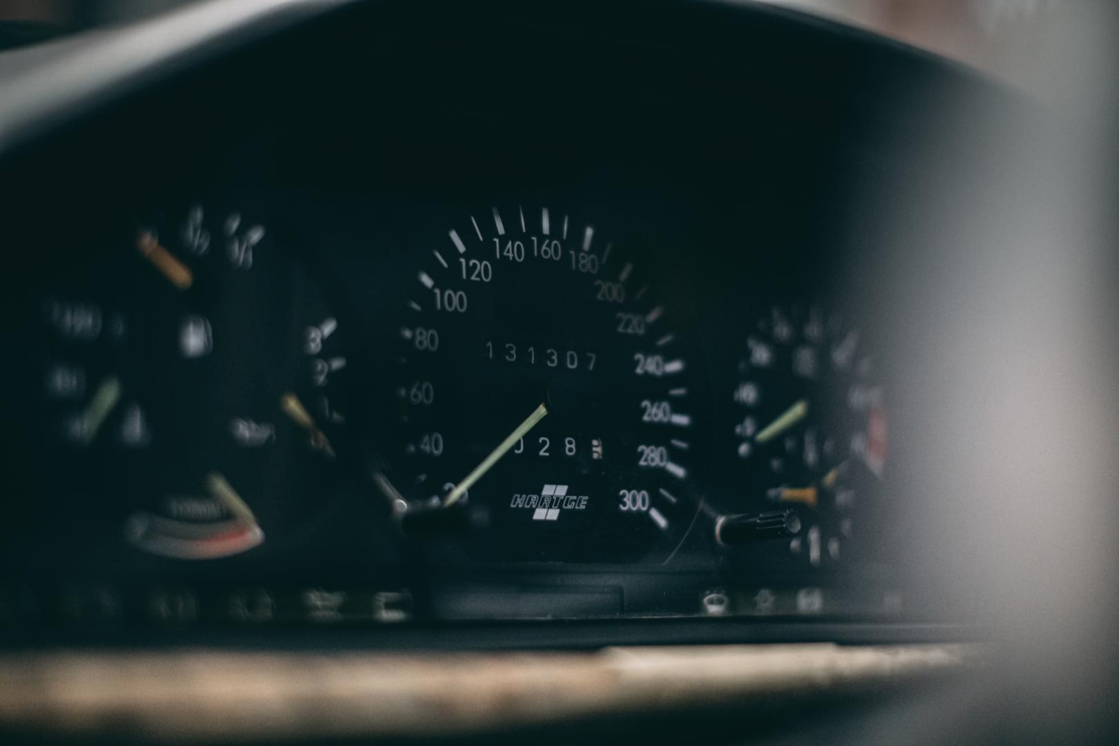 Hartge Tellers Mercedes 300E