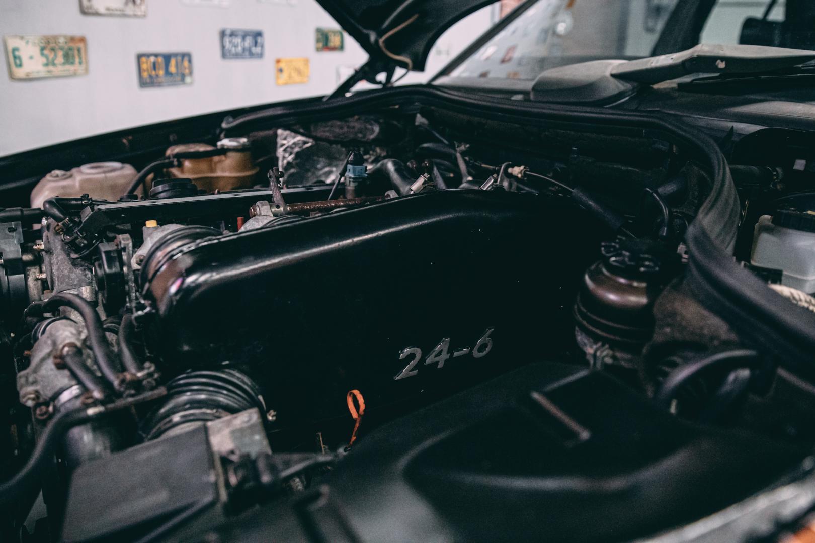 BMW M88 zes-in-lijn-motor