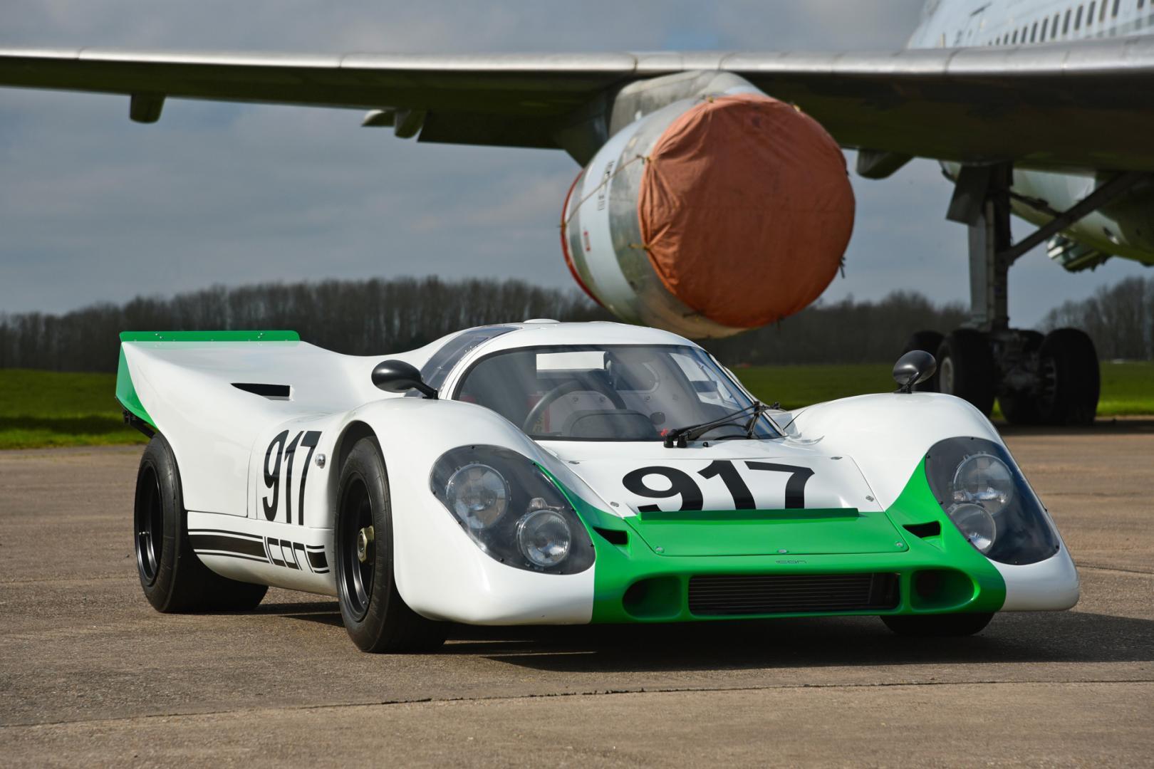 Icon Engineering Porsche 917K