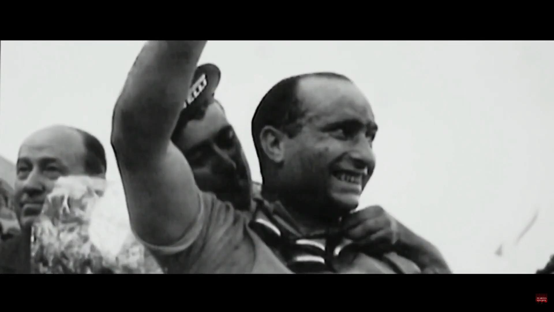 Juan Manuel Fangio kampioen
