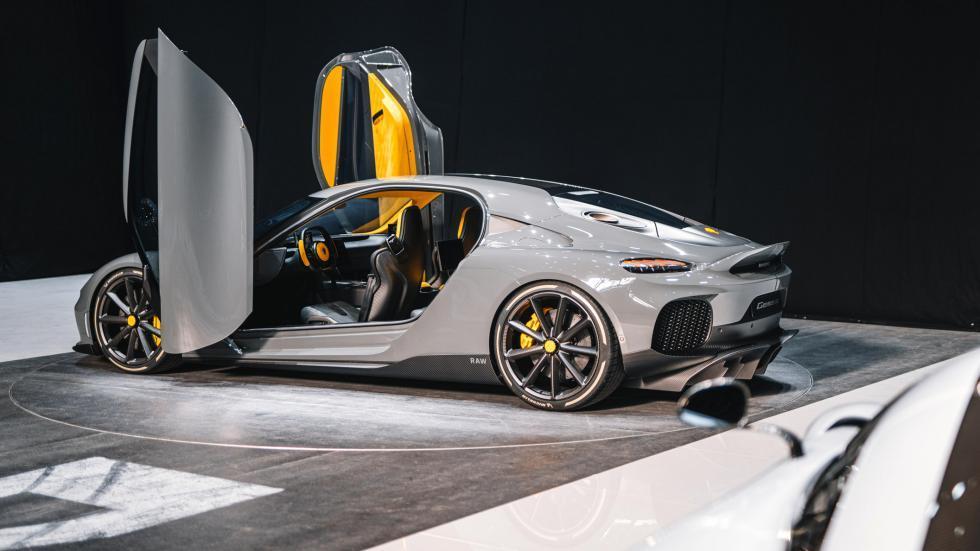 Koenigsegg Gemera deuren