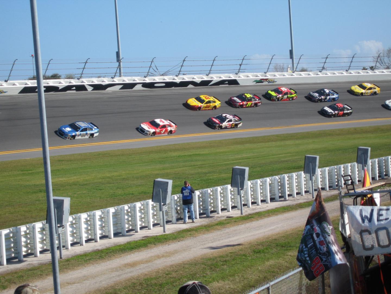 Nascar Daytona 500 rijders