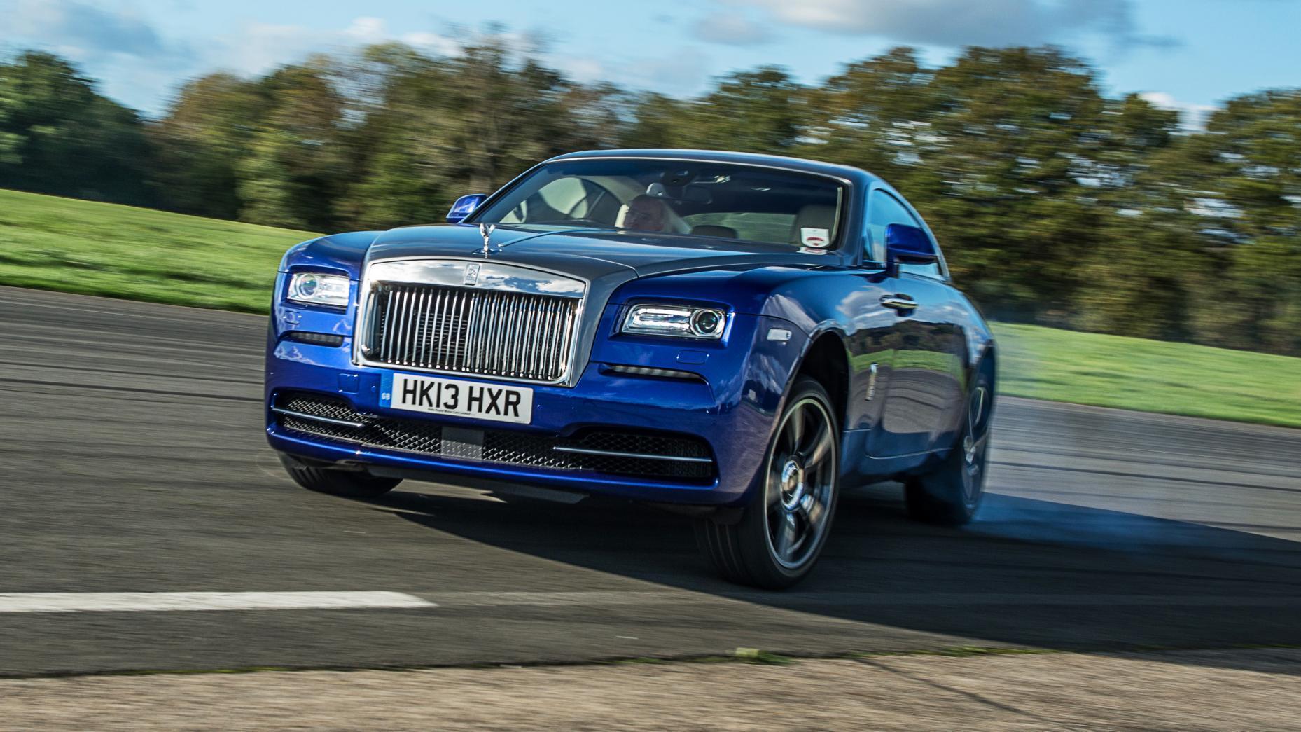 Rolls-Royce Wraith Drift
