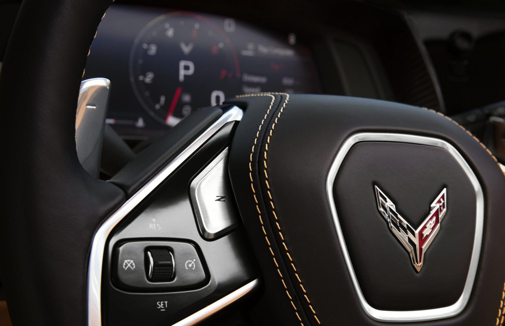 Teller Chevrolet Corvette C8