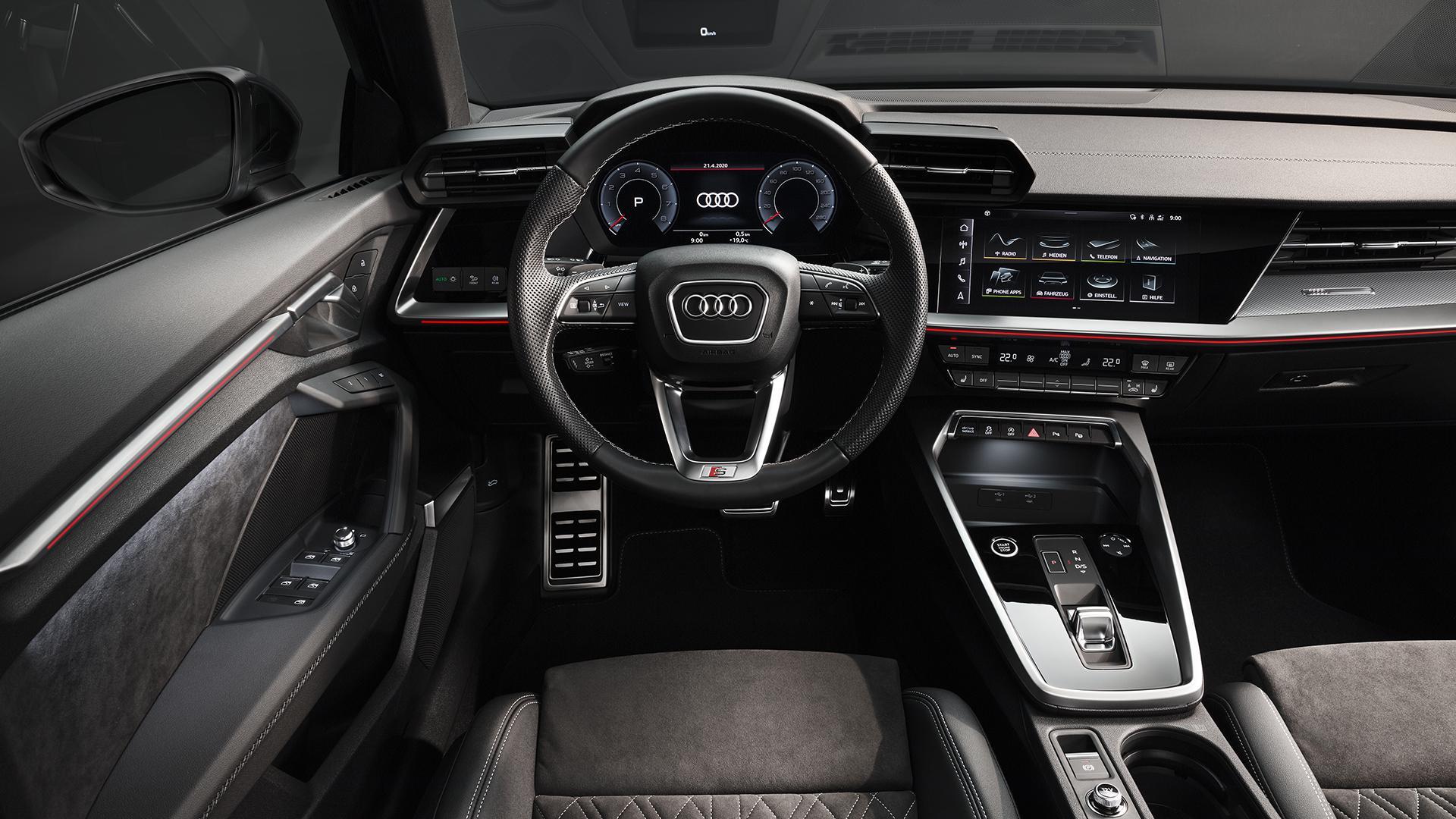 Audi A3 Limousine: ook de sedan is hier - TopGear