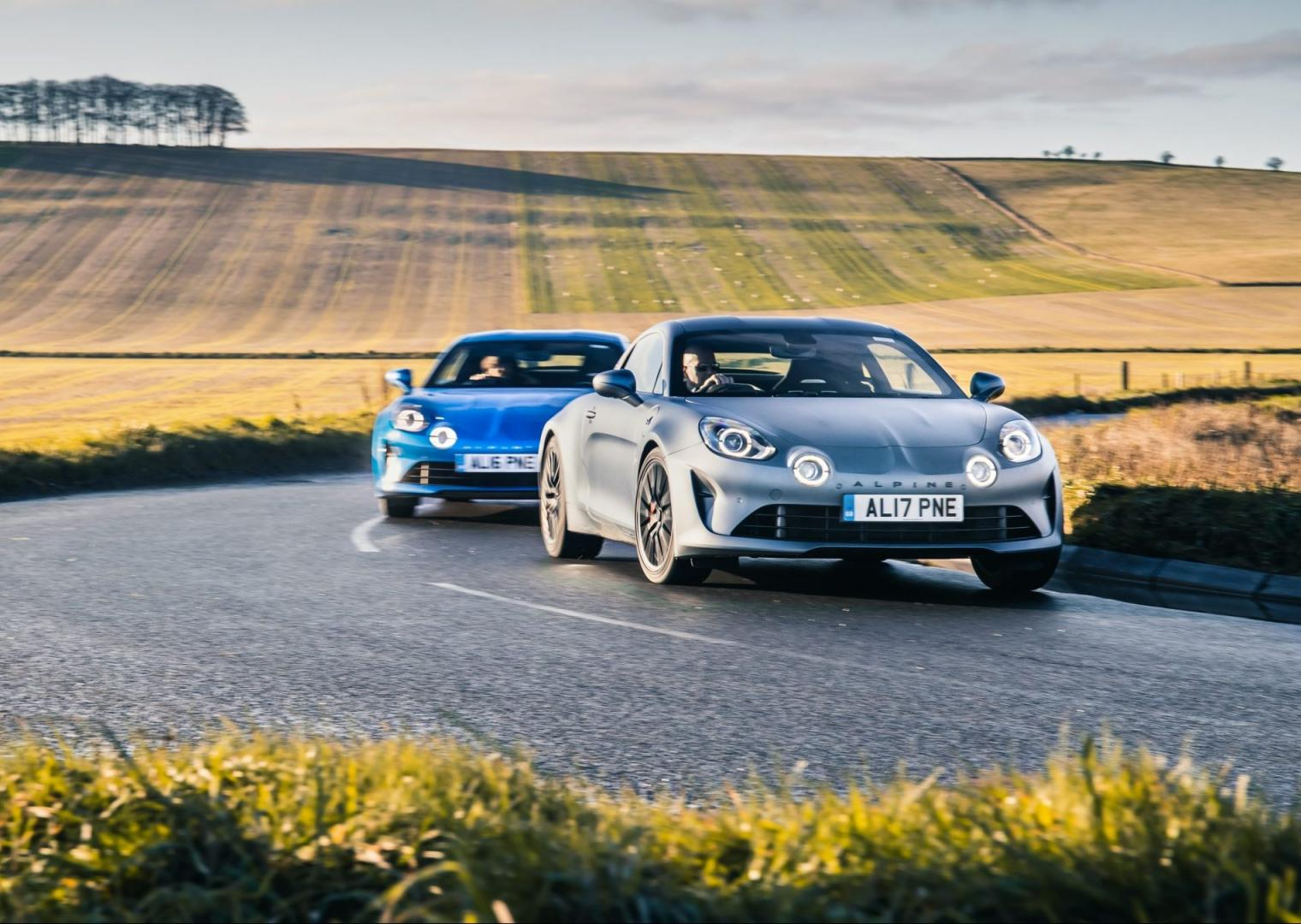 Alpine A110 vs A110S