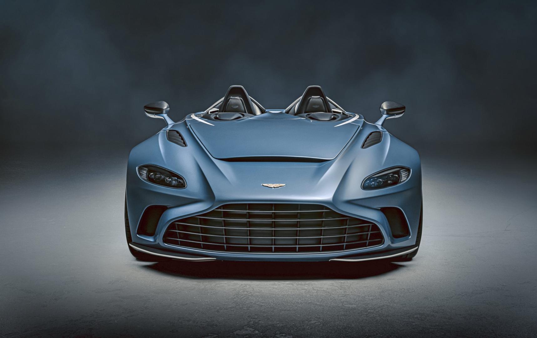 Bentley Mulliner Bacalar vs Aston Martin V12 Speedster
