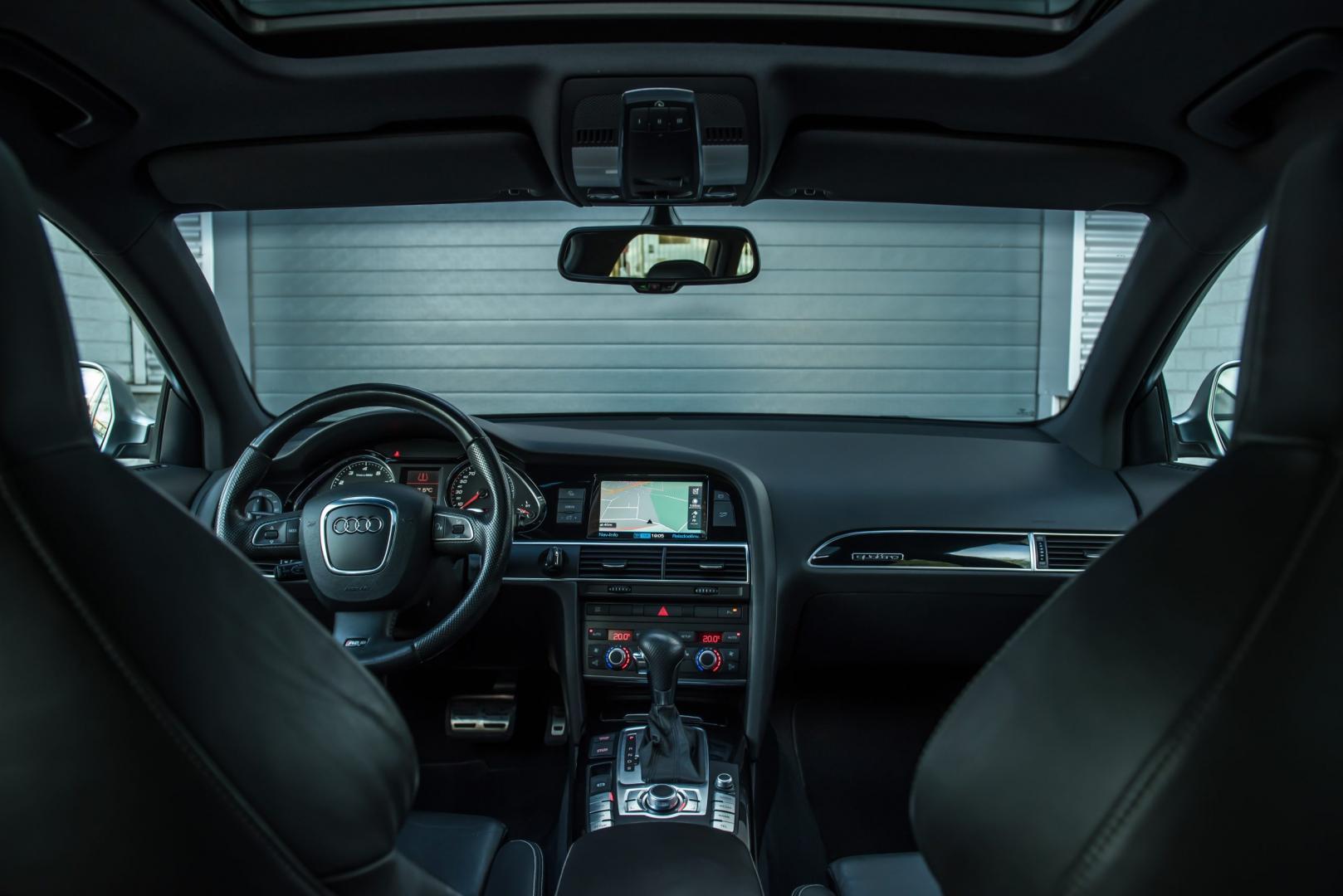 Interieur Audi RS 6 V10
