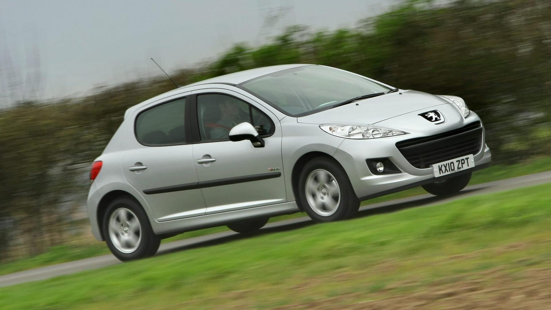 beste auto voor beginners Peugeot 207