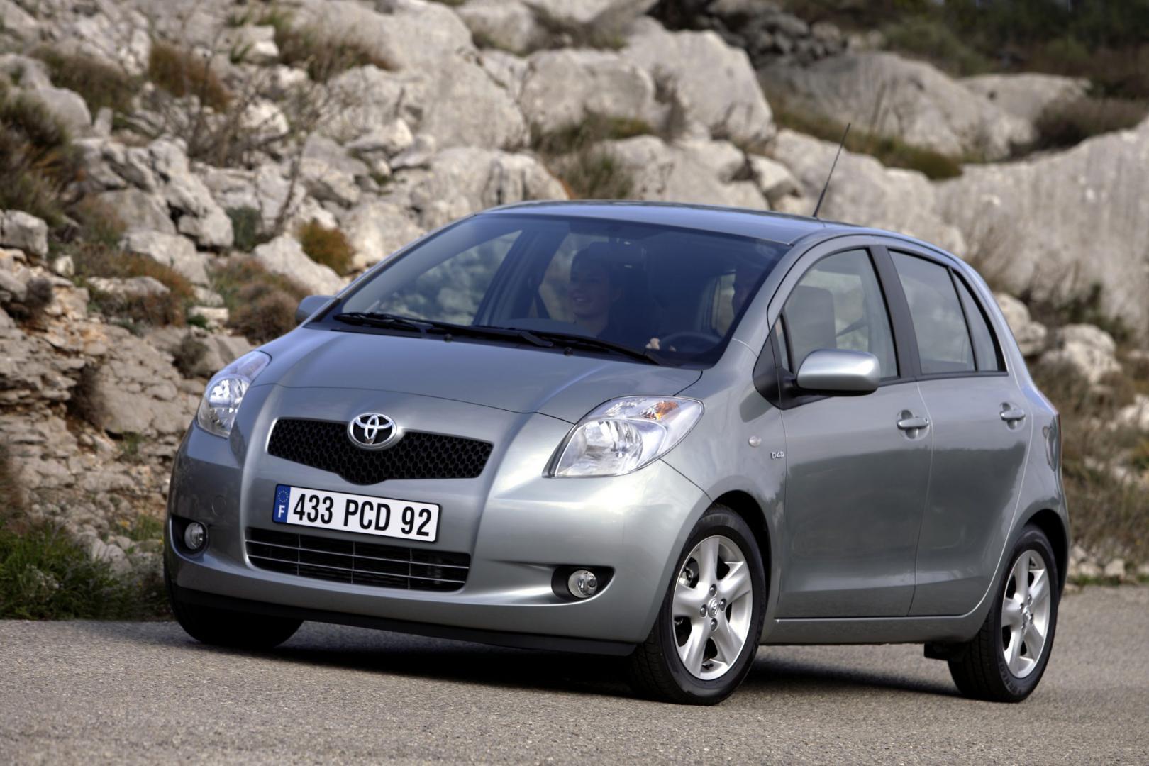 beste auto voor beginners Toyota Yaris