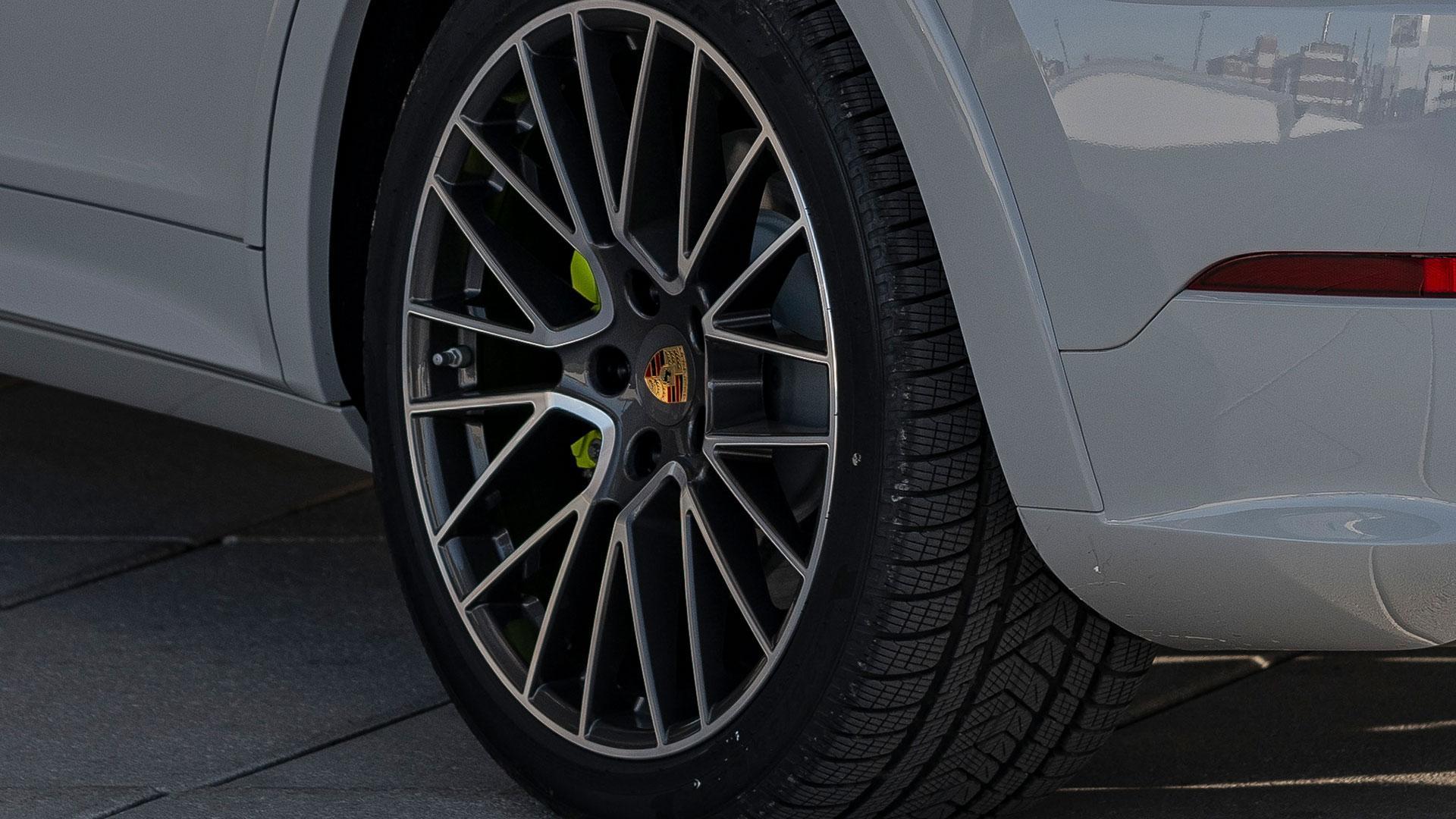 Naafdop Porsche Cayenne Coupé