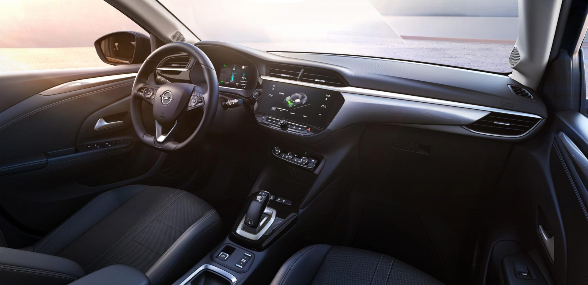 Opel Corsa-e Elegance (2020)