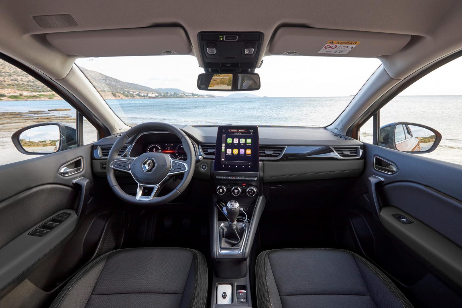 Interieur Renault Captur (2020)