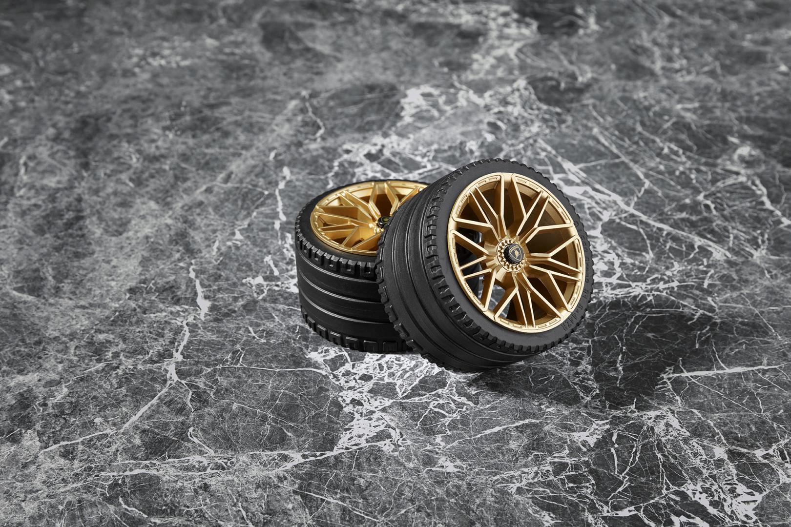 Velgen van de Lego Lamborghini Sian