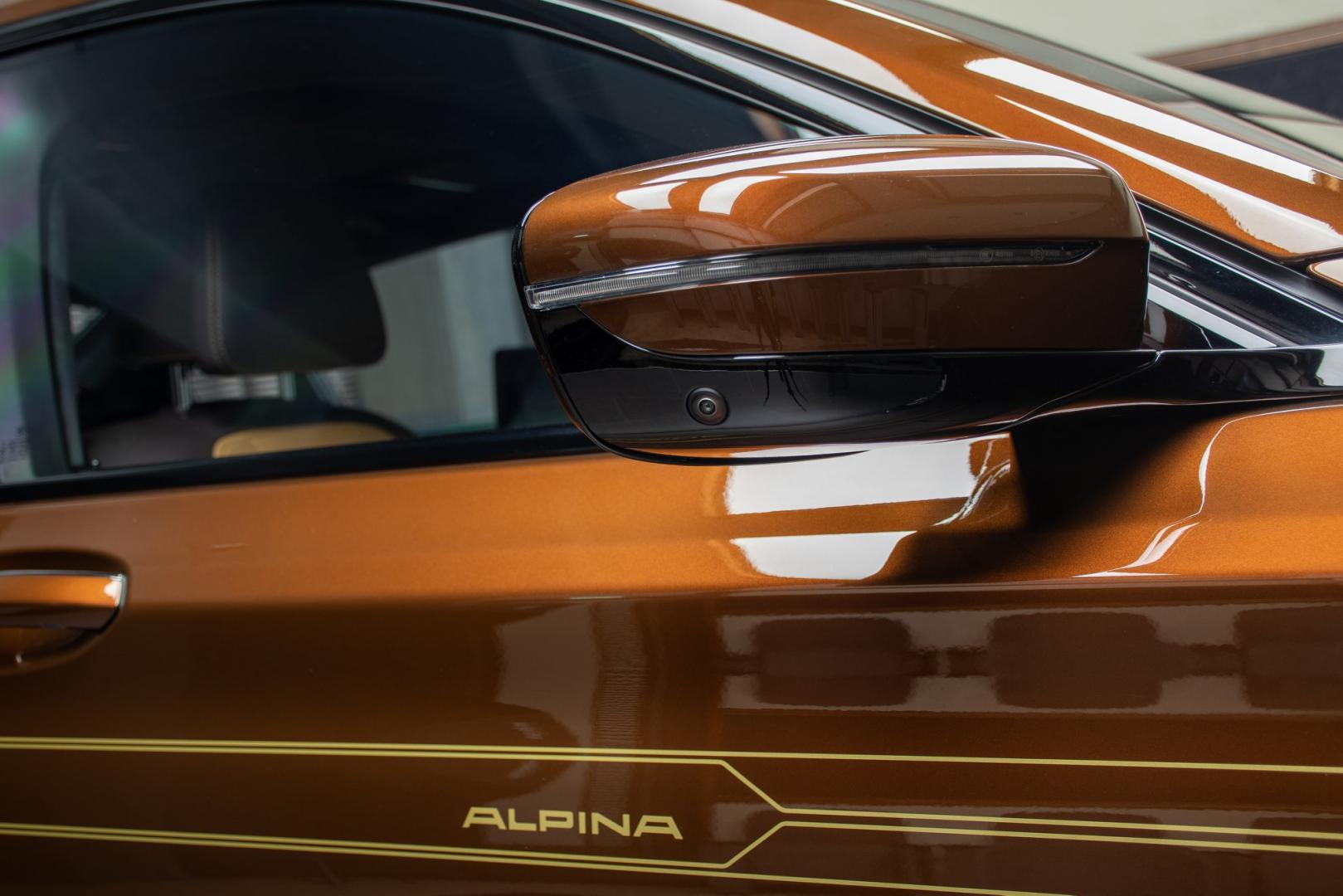 Alpina B7 Chestnut Bronze