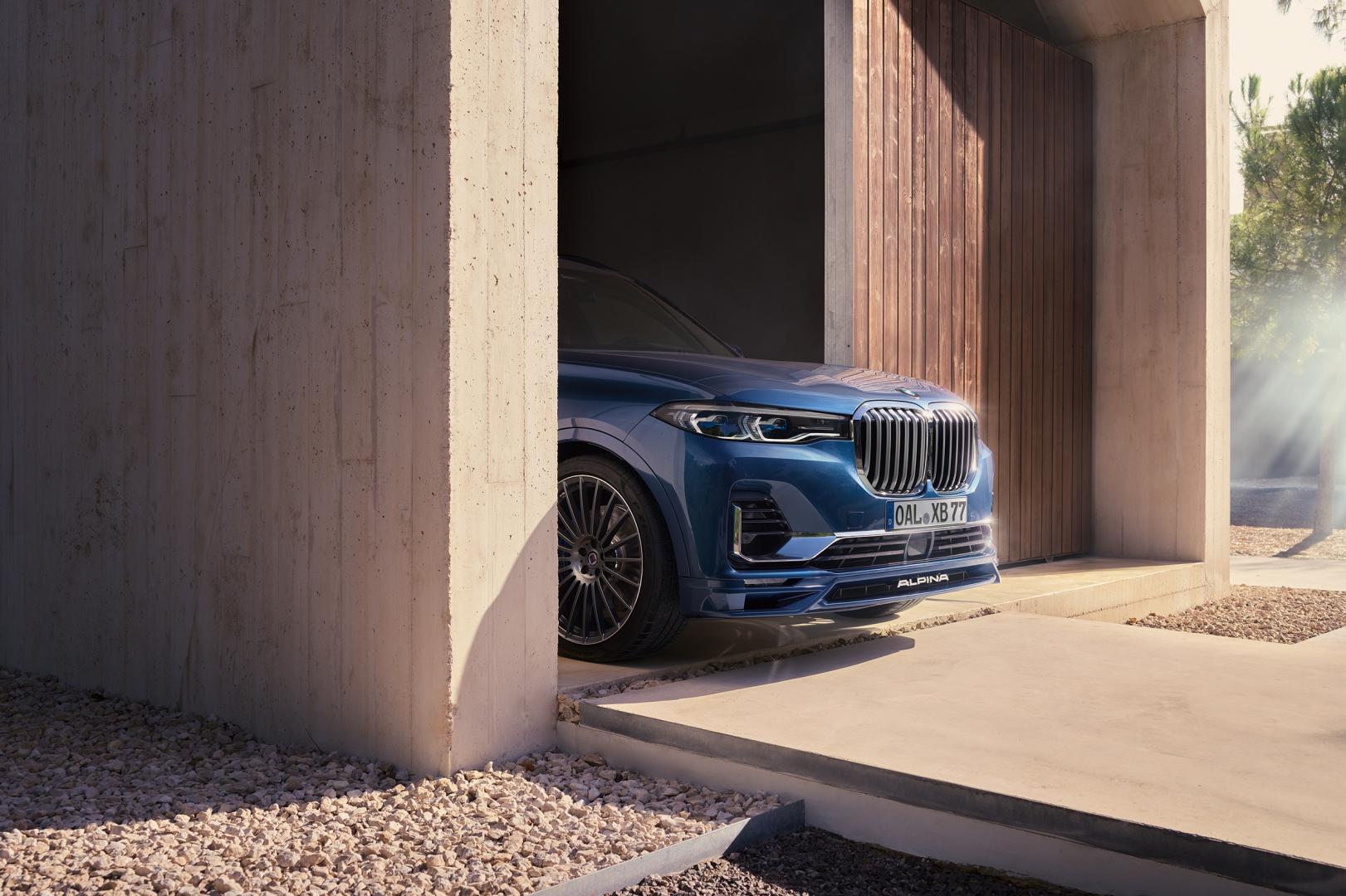 Alpina XB7 (BMW X7)