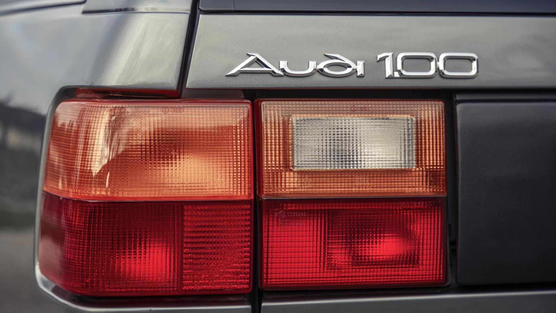 Audi 100 Duo PHEV