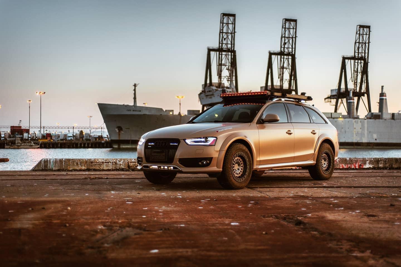 Audi A4 Allroad Dffrent