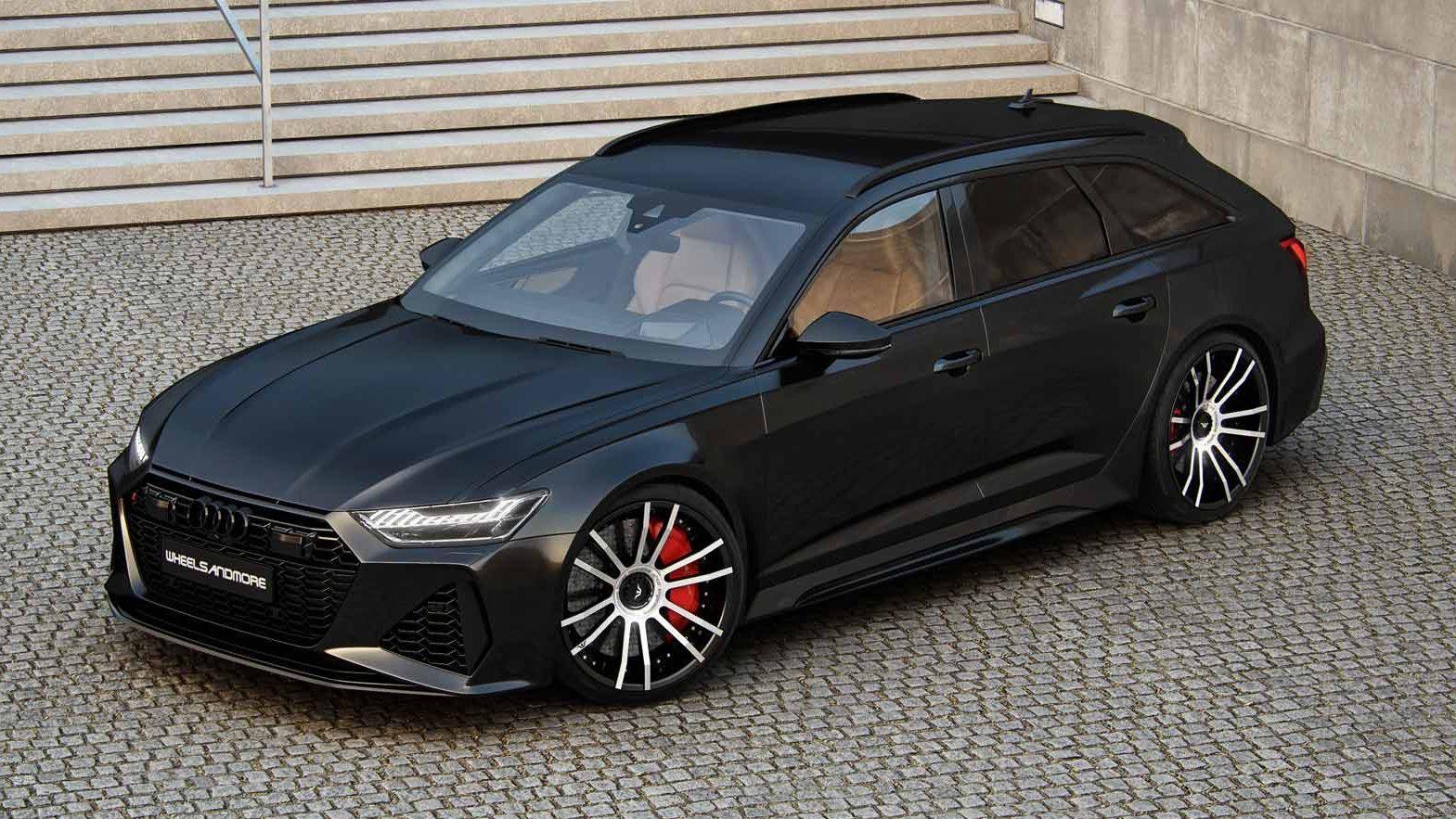 Audi RS 6 C8 met 1.010 pk van Wheelsandmore