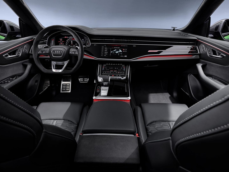 Interieur Audi RS Q8