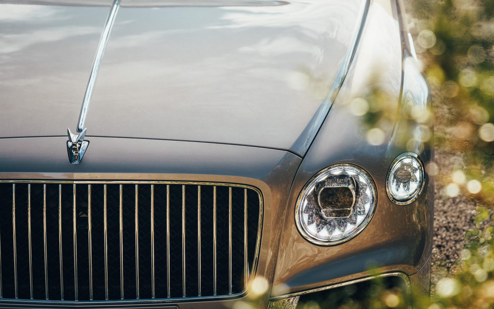 Koplamp Bentley Flying Spur First Edition 2020