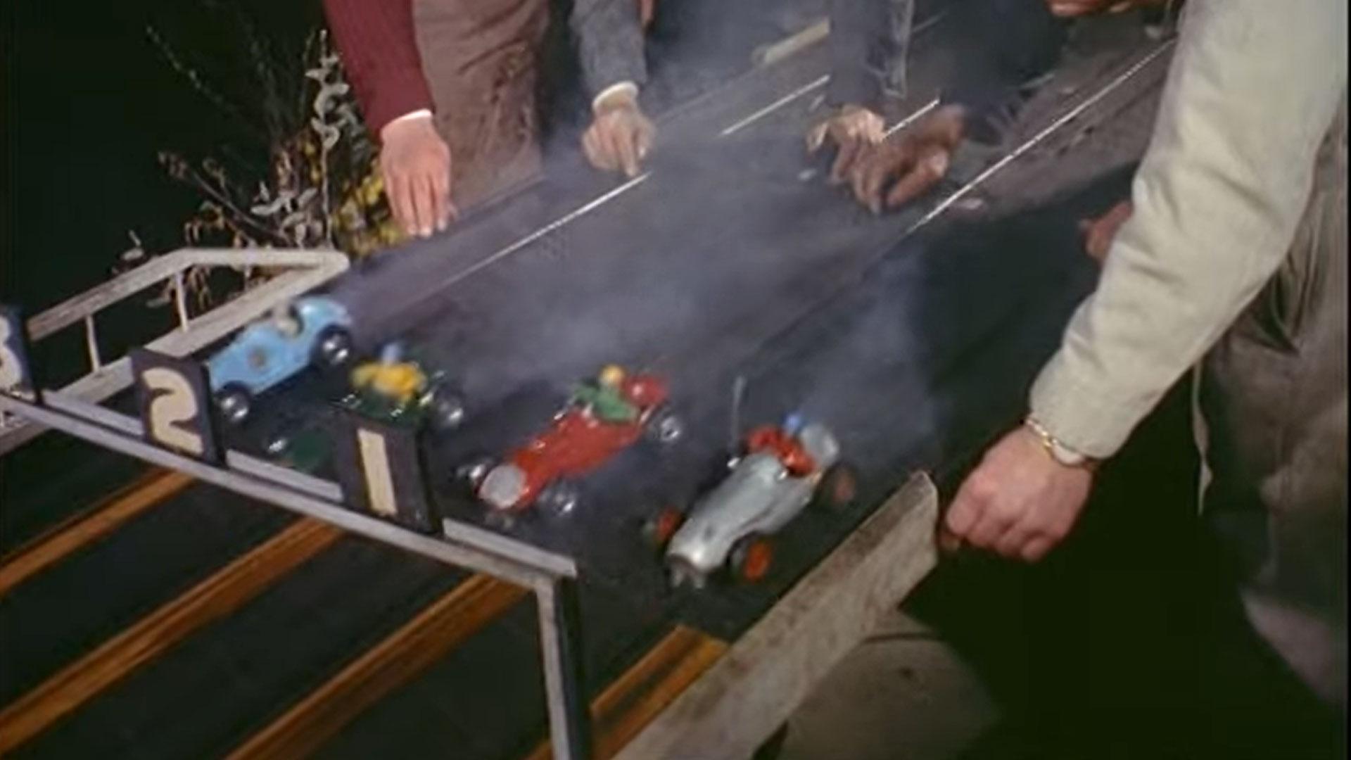 slotcar diesel