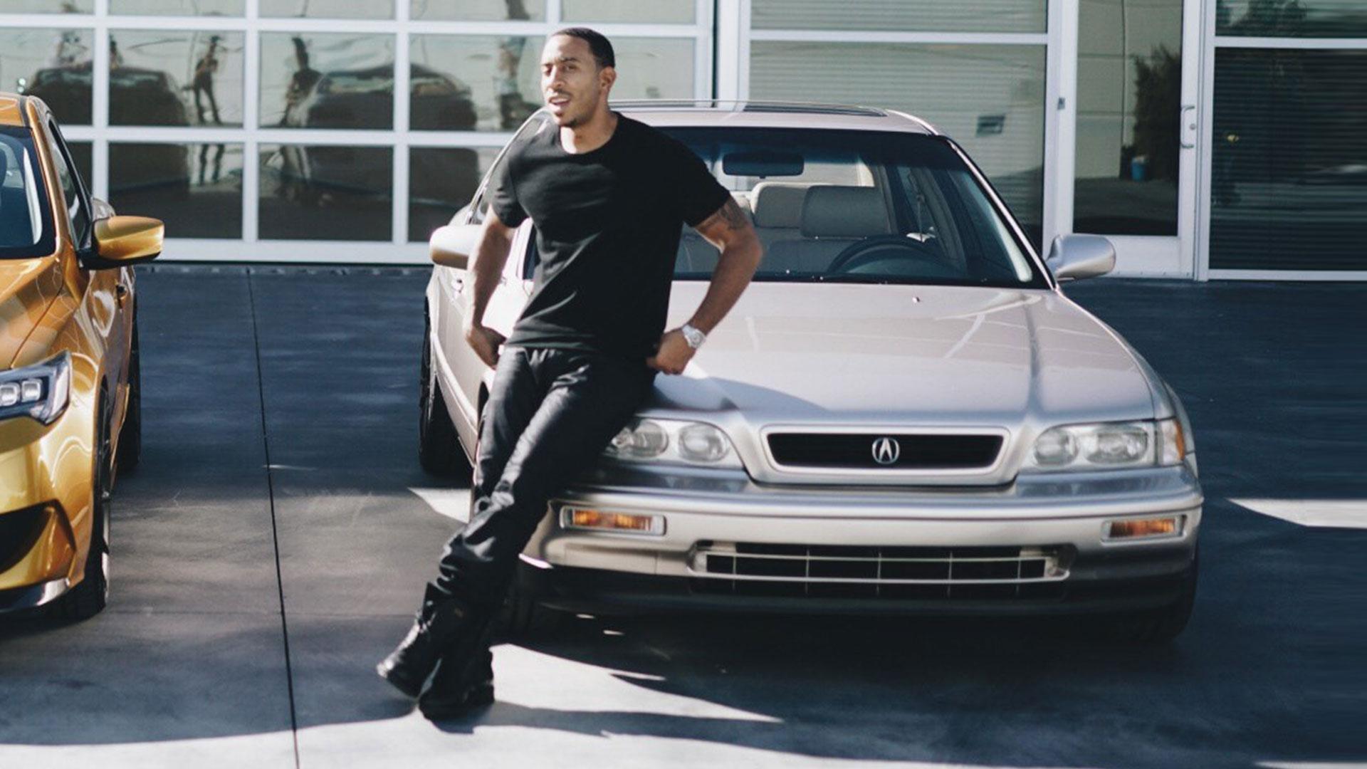 Acura Legend opgeknapt in 2015