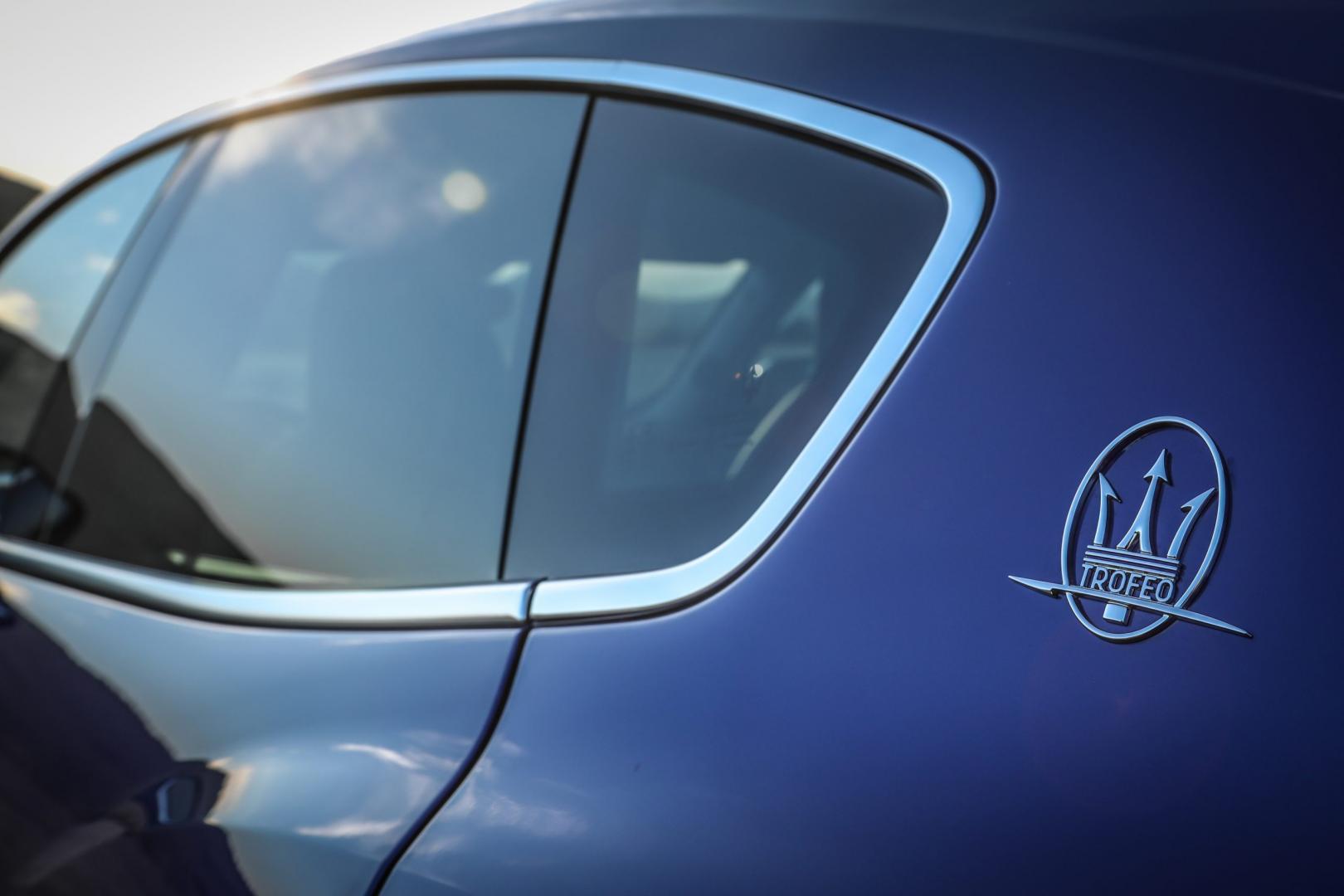 Achterste ruit Maserati Levante Trofeo