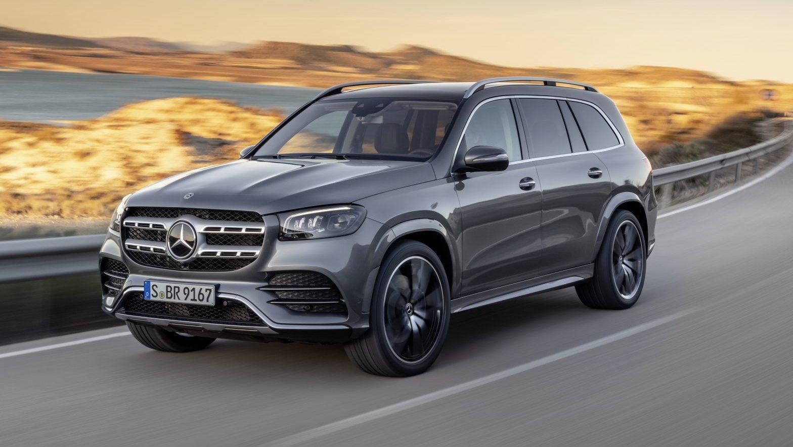 Mercedes GLS 400 d 2020