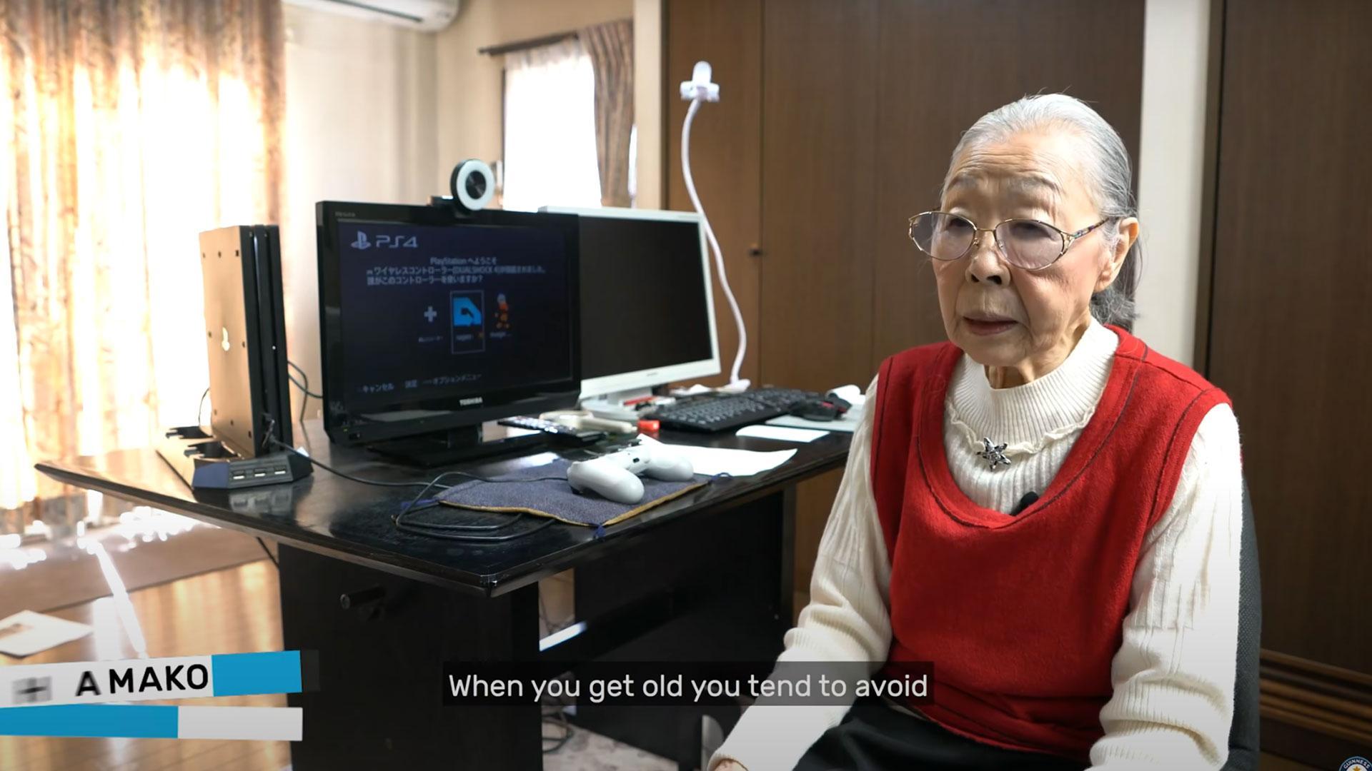 Oudste streamer ter wereld is gek op GTA
