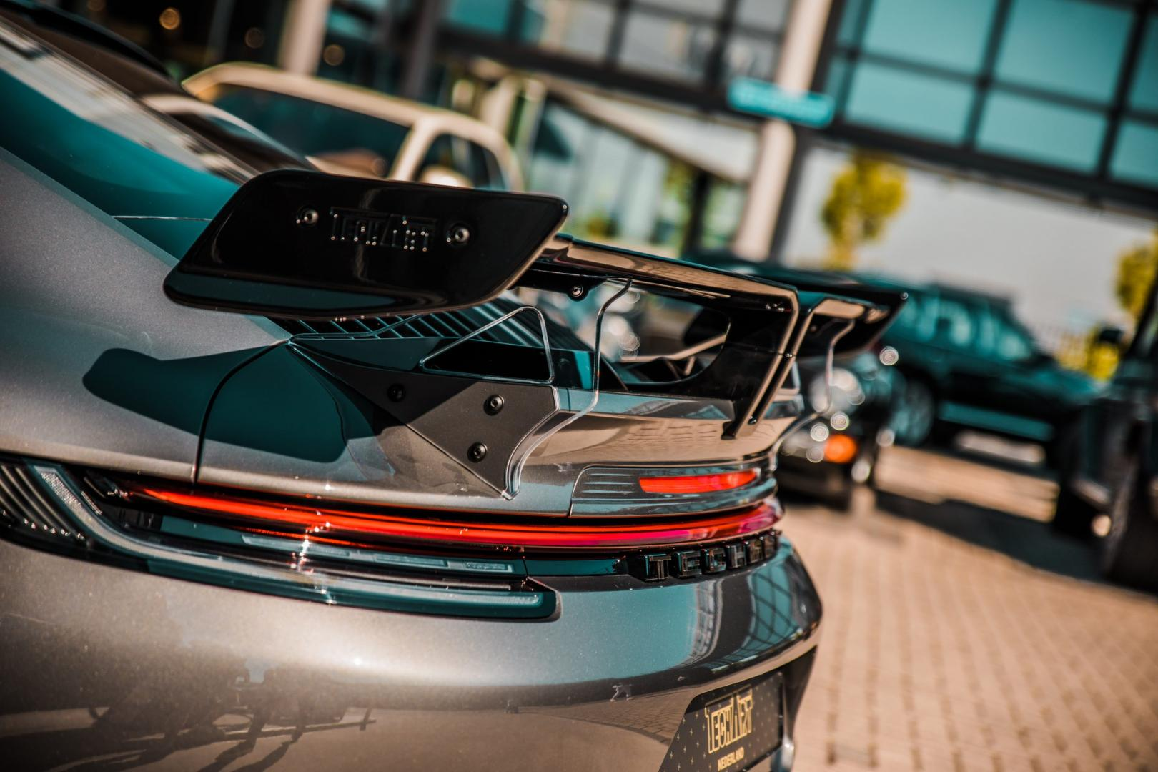 Techart Porsche 911 Carrera 4S van DJ La Fuente