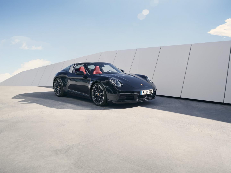Porsche 911 Targa (992)