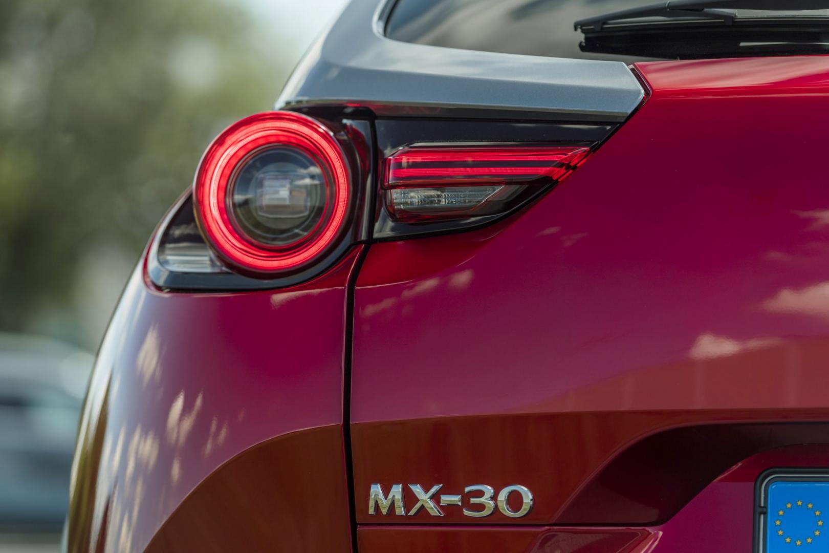 Mazda MX-30 (2020) 1e rij-indruk