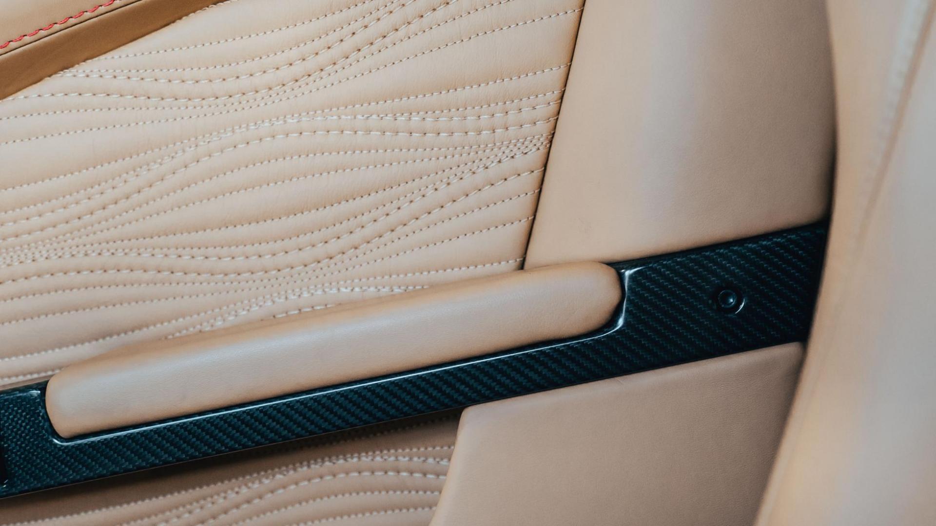 aluminium Aston Martin V12 Zagato