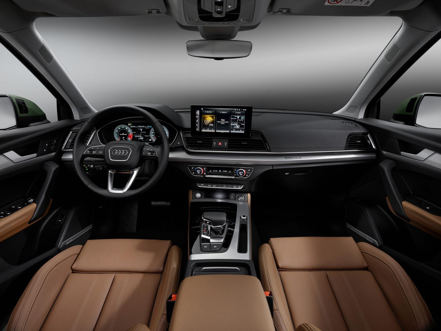 Interieur Audi Q5-facelift