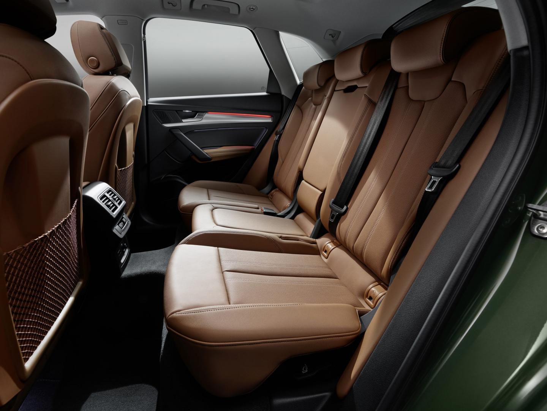 Achterbank Interieur Audi Q5-facelift